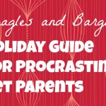 2013 Holiday Guide for Procrastinating Pet Parents + Stocking Stuffer Giveaway Day 5