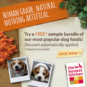Free Samples from The Honest Kitchen