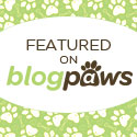 BlogPaws Featured Blogger