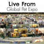 Live from Global Pet Expo!