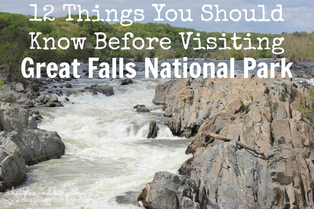 12 Things You Should Know Before Visiting Great Falls National Park