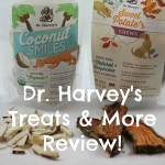 Dr. Harvey's Treats & More Review!