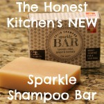 Sparkle Shampoo Bar is Perfect Addition to The Honest Kitchen Family