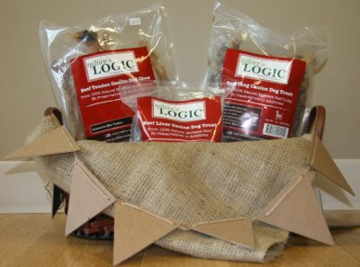 Nature's Logic Prize Pack - Trick or Treat Giveaway Hop