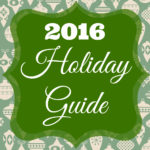 2016 Holiday Guide for Pets and Pet Lovers