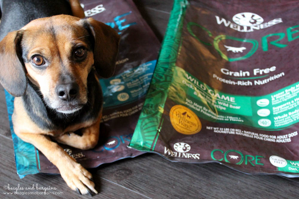 Recycle your empty dog food packaging with the Wellness Recycling Program