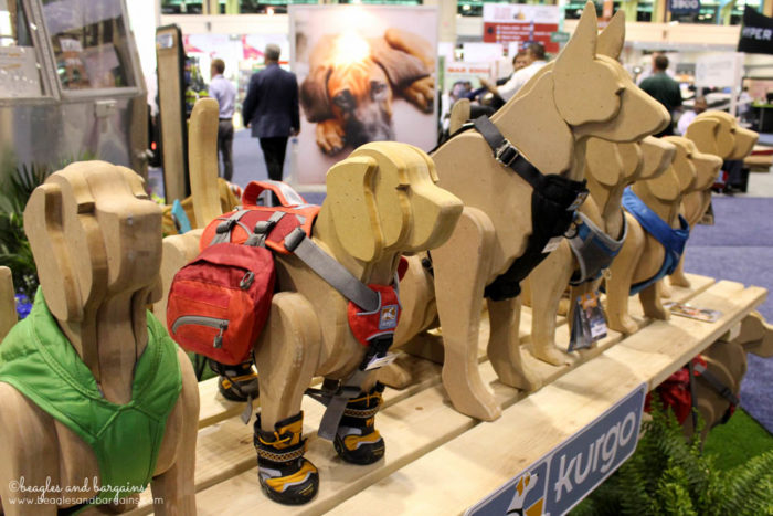 Top Pet Industry Trends for 2017 from the Global Pet Expo - Kurgo Dog Backpacks