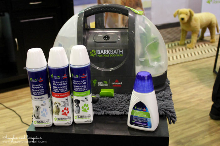 Top Pet Industry Trends for 2017 from the Global Pet Expo - Pet Tech - Bissell BarkBath