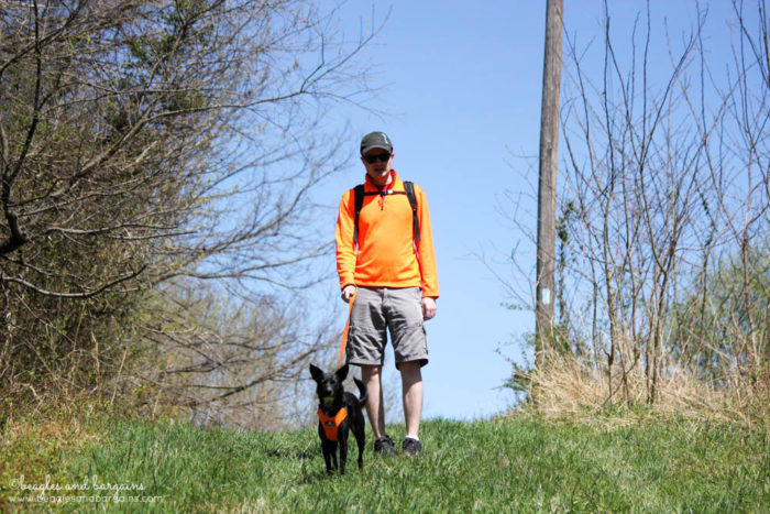 Dog Friendly Hiking at Blue Ridge Center for Environmental Stewardship