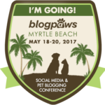 BlogPaws Conference 2017 Bound!