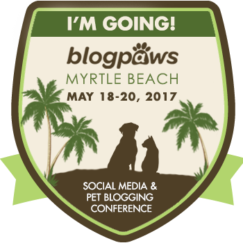 I'm Going to BlogPaws Conference 2017 in Myrtle Beach!