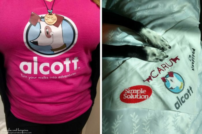 BlogPaws 2017 - THANK YOU SPONSORS - Alcott, Caru, Simple Solution, Sleepypod, and P.L.A.Y.