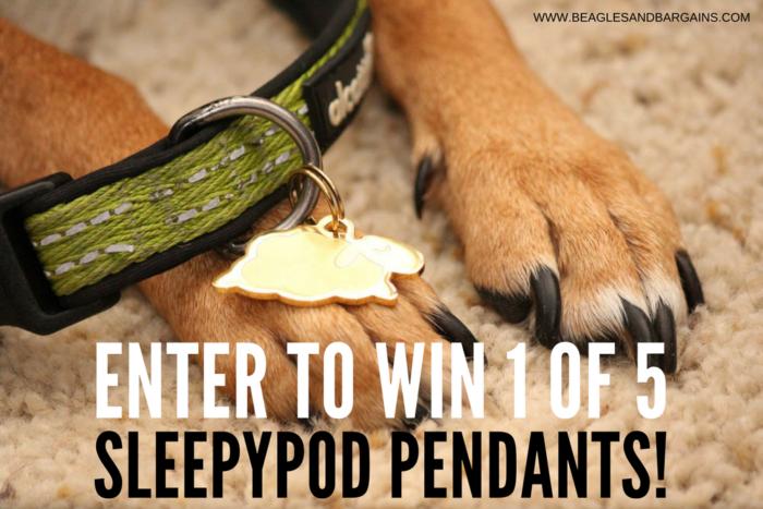 Enter to Win 1 of 5 Sleepypod Pendants!
