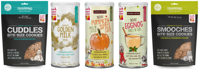 The Honest Kitchen Prize Pack - Trick or Treat Giveaway Hop
