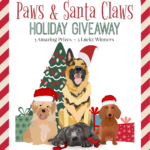 Spoil Your Pets with the Paws & Santa Claws Holiday Giveaway | Win BIG Prizes!