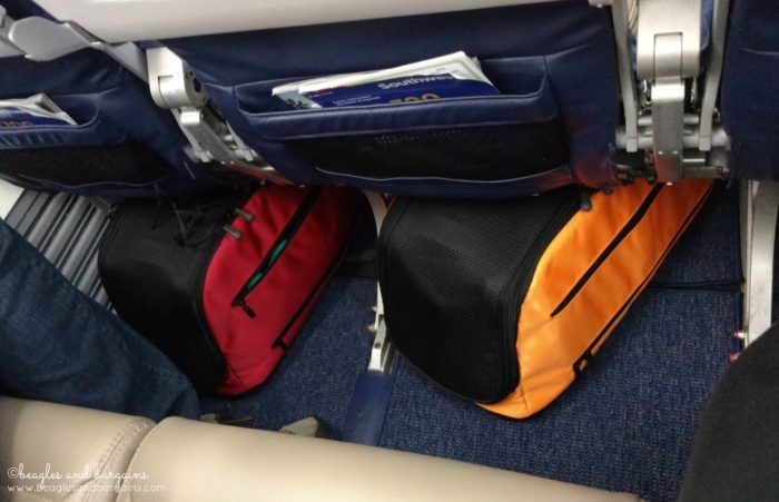 Holiday Travel Tips for Pet Parents for Both Car & Air Travel - Sleepypod Air is perfect for flying with pets