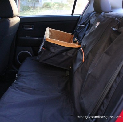 Kurgo Skybox Booster Seat and Bench Cover