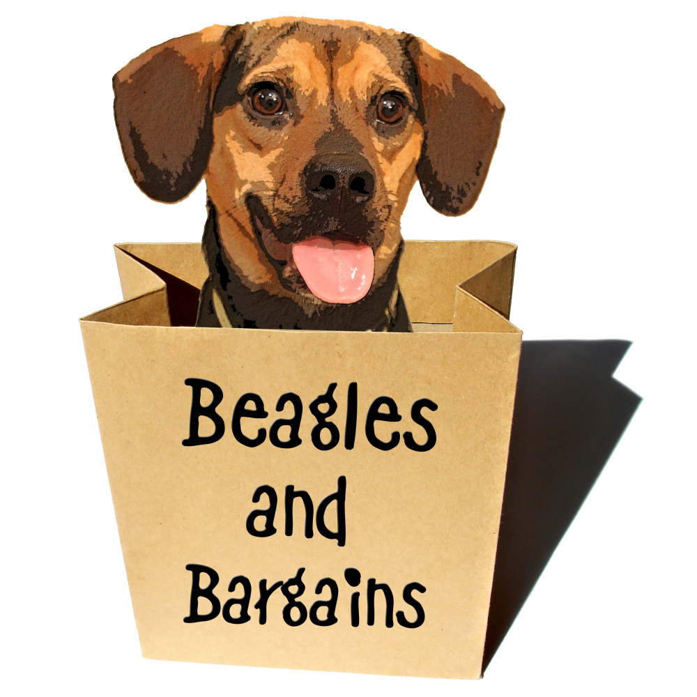 Beagles and Bargains Logo