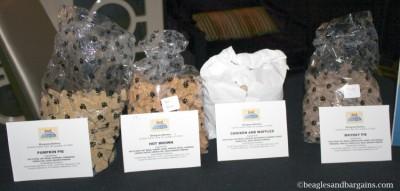 OraStrip brought delicious Kentucky themed treats to BlogPaws.