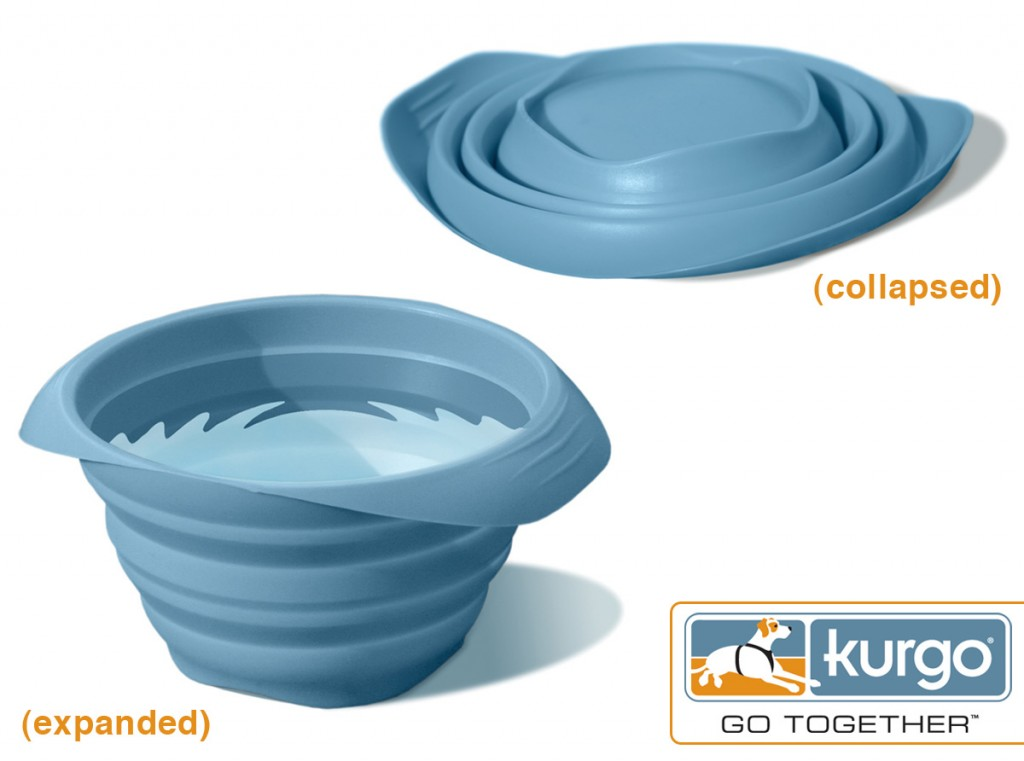 Kurgo Collaps-A-Bowl - Photo Courtesy of Coupaw