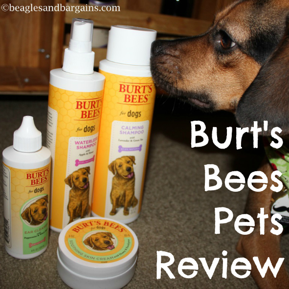 Burt's Bees Pets Review