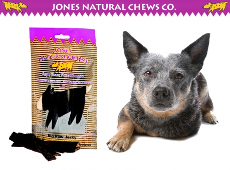 Jones All-Natural Beef Jerky - Photo Courtesy of Coupaw