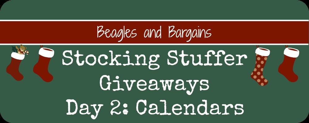 Stocking Stuffers Day 2 Calendars