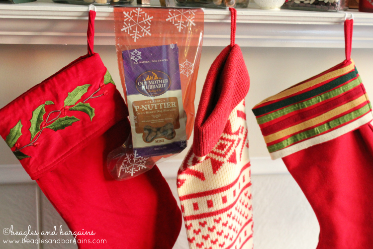 Win a Old Mother Hubbard Stocking!