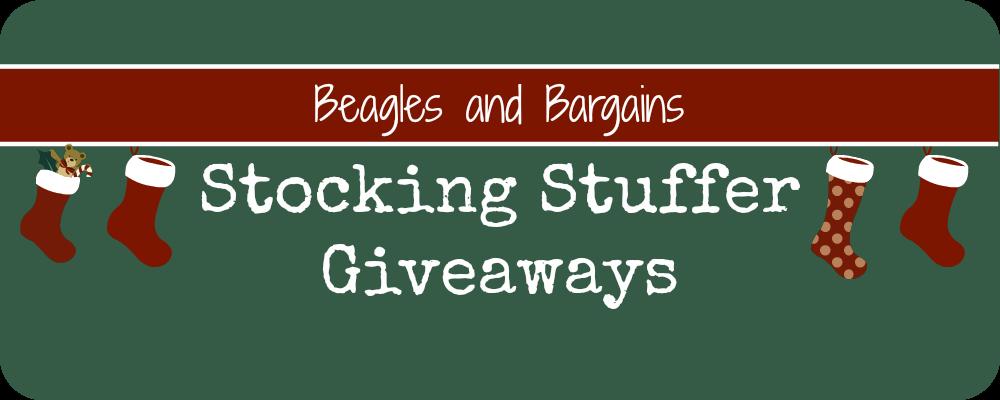2013 Stocking Stuffer Giveaways