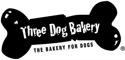 Three Dog Bakery Logo - Photo Courtesy of Three Dog Bakery