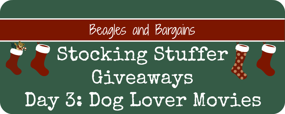 Stocking Stuffers Day 3 Dog Lover Movies