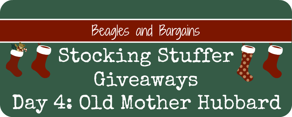 Stocking Stuffers Day 4 Old Mother Hubbard Stockings