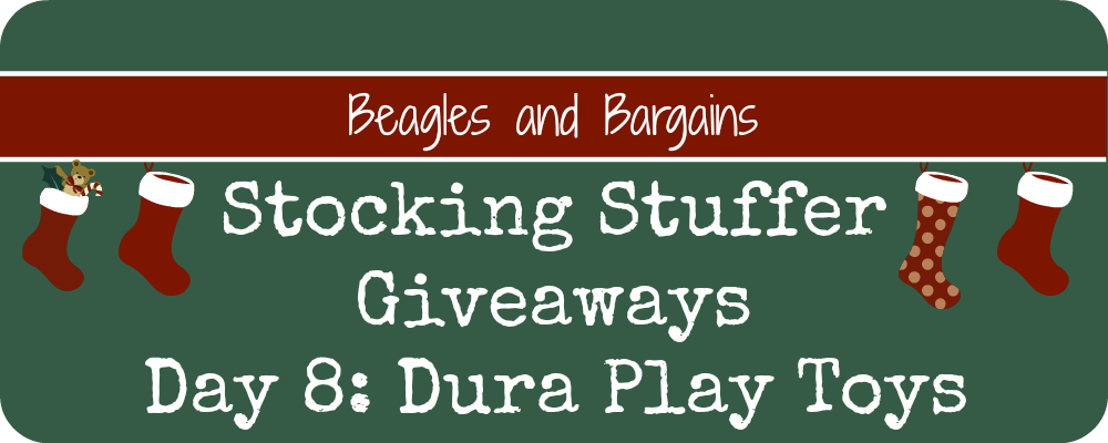 Stocking Stuffers Day 8 Dura Play