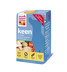 Keen Dehydrated Dog Food - Photo Courtesy of The Honest Kitchen