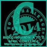 A to Z Blogging Challenge - Letter C