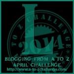 A to Z Blogging Challenge - Letter L