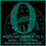 A to Z Blogging Challenge - Letter O