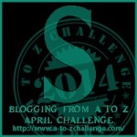 A to Z Blogging Challenge - Letter S