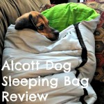 Sleeping Bags for Dogs from Alcott