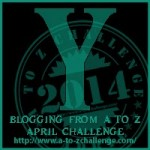 A to Z Blogging Challenge - Letter Y