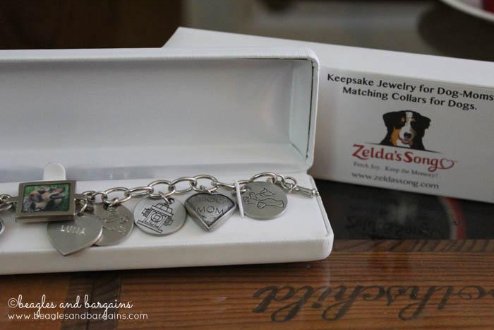 Zelda's Song Custom Charm Bracelet