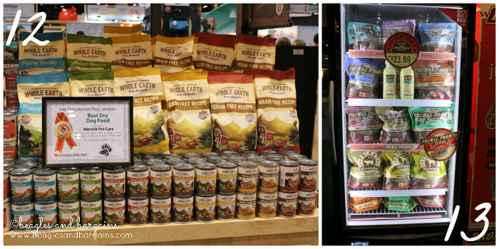 Merrick Whole Earth Farms and Primal Pet Foods from Global Pet Expo