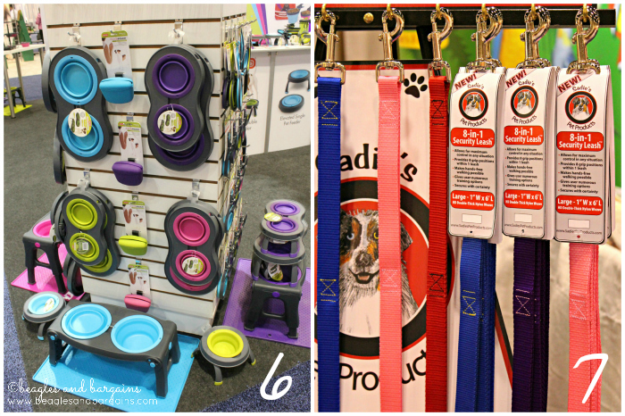 Dexas Popware for Pets and Sadie's Pet Products leash from Global Pet Expo