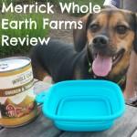 Dinner with Merrick's Whole Earth Farms