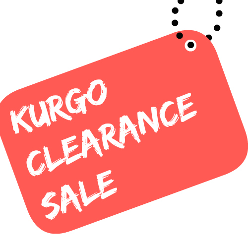 Kurgo Clearance Sale