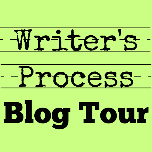 Writer's Process Blog Tour