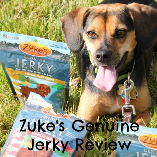 Zuke's Genuine Jerky Review