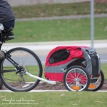 Solvit HoundAbout II Pet Bicycle Trailer and Stroller Converter Kit