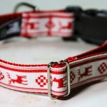Stylish Canine Ugly Sweater Dog Collars