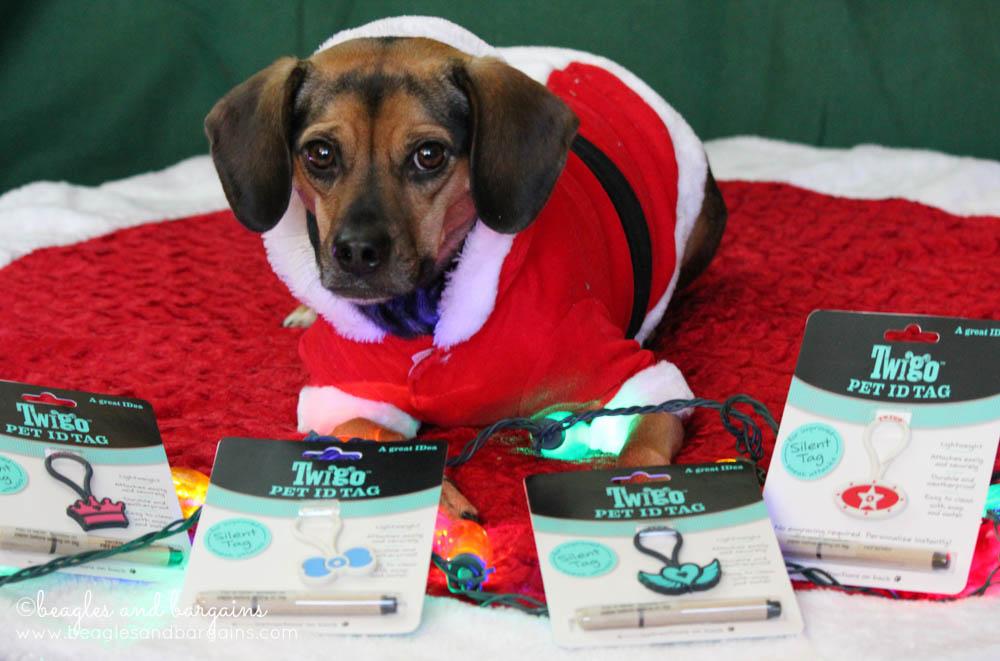 Stocking Stuffer Giveaways Day 1 - Twigo Tags